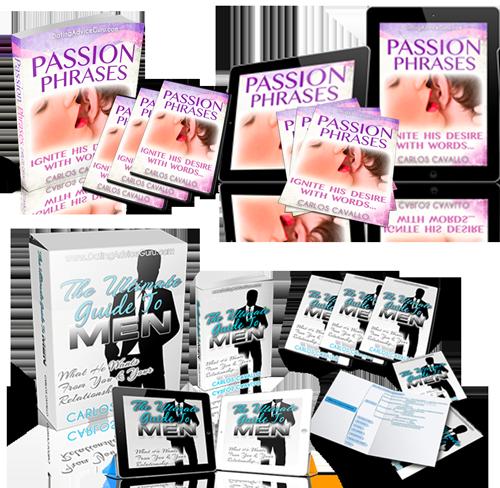 Passion Phrases Bundle