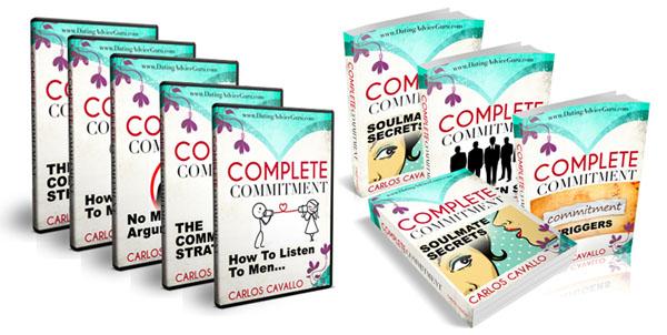 Complete Commitment - Bonus Group