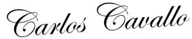 Carlos Cavallo - signature