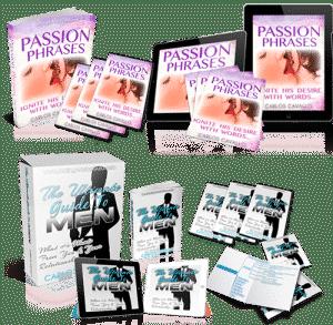 Passion Phrases